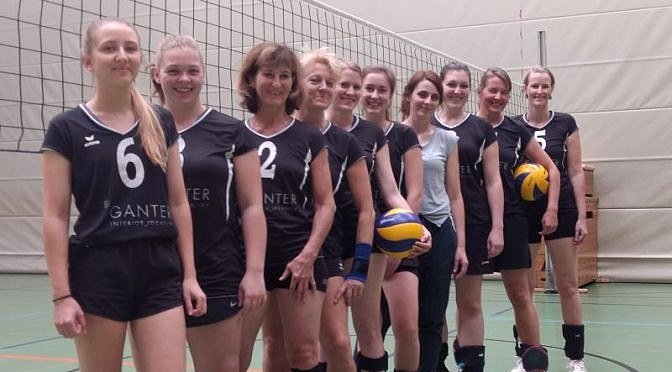 Volleyball – neue Homepage